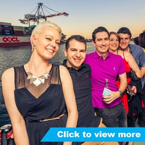 Boat Cruises Gallery - Christmas Functions